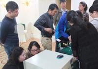 超钜公司参加中国地震局地震观测新技术培训会