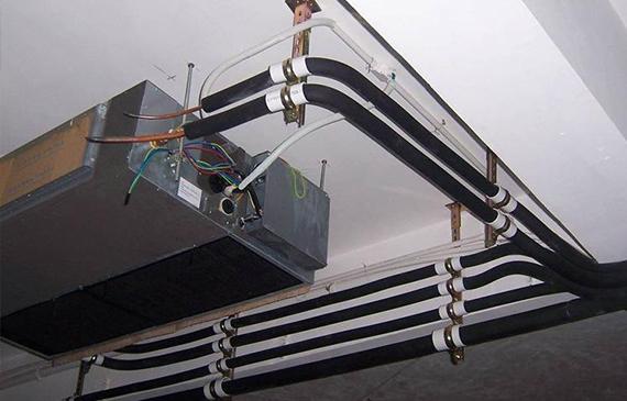 测中央空调管道测漏仪哪家好?【超钜微检】