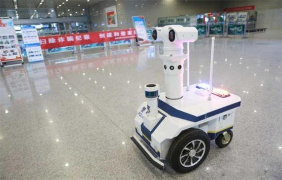 抗疫前线,来了机器人之测漏仪机让检测微漏更加智能【超钜微检】